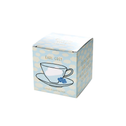 """Boîte de 5 sachets de thé NUAGES """"Earl grey"""" RICE"""