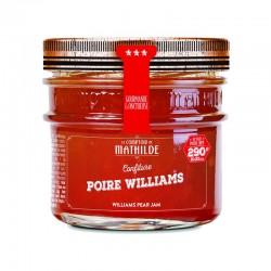 Confiture Poire williams COMPTOIR DE MATHILDE