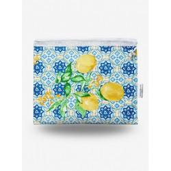 Sac à salades GM Citron bleu