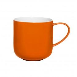 "Mug uni orange/blanc ""Coppa"" ASA"