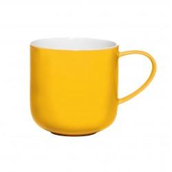 "Mug uni jaune/blanc ""Coppa"" ASA"