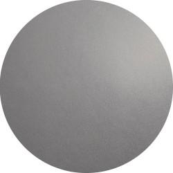 Set de Table Rond Ciment Effet cuir ASA