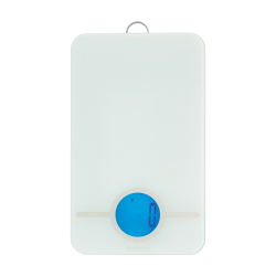 Balance digitale rectangle Blanc NEW
