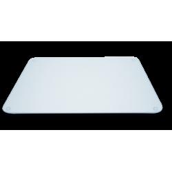 Planche à découper en verre 50x40 transparente