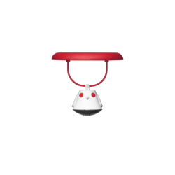 Infuseur-couvercle thé Rouge BIRDIE