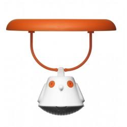 Infuseur-couvercle thé Orange BIRDIE