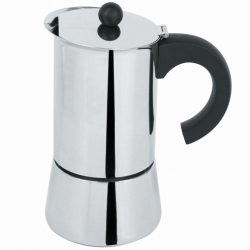 Cafetière italienne 4tasses Induction ADRIA