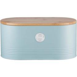 Boîte à pain ovale Bleu clair TYPHOON
