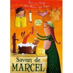 Carte Postale 10x15 «Savon de Marcel»