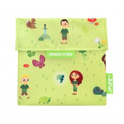 Snack'n'Go Duo 16x16 Kids Forest