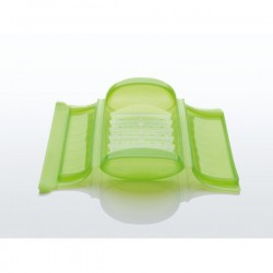 Papillotte en silicone verte LEKUE