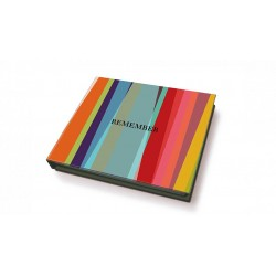 Carnet 200 feuilles + stylo MATEO