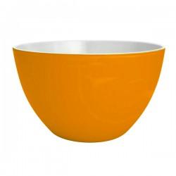 Saladier en mélamine 28cm Orange ZAK