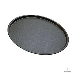 Plaque à pizza ronde anti-adh 30cm
