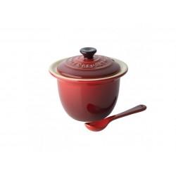 Pot à condiments en céramique Cerise