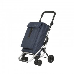 """Chariot 4 roues """"GO UP"""" Jeans PLAYMARKET"""