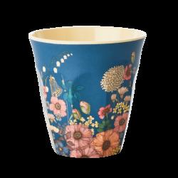 Tasse en mélamine Medium Flower Collage 9cm