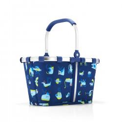 Panier Carrybag Kids ABC Friends Bleu 5L