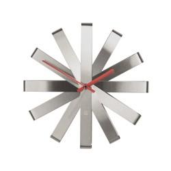 Horloge Ribbon Inox