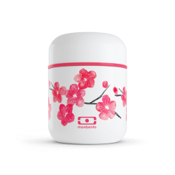 Bento isotherme capsule Blossom MONBENTO