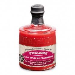 Vinaigre à la pulpe de Framboise Empilable (250mL)
