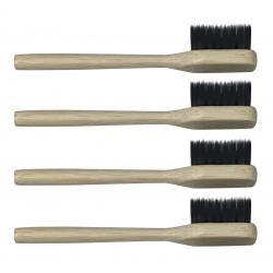 Recharges x4 brosse à dents Adulte Medium