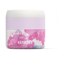 Bento isotherme 400ml Pink Blossom KAMBUKKA