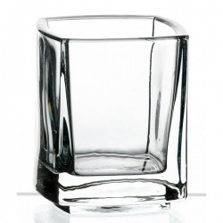 Verrines carrées en verre 5cl KUBE
