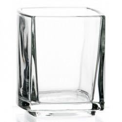 Verrines carrées en verre 10cl KUBE